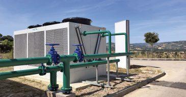 Adiabatic Dry Coolers